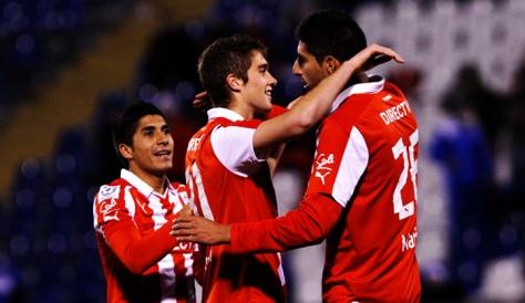 Copa Chile 2013 - 2014. Universidad Catolica vs Barnechea.