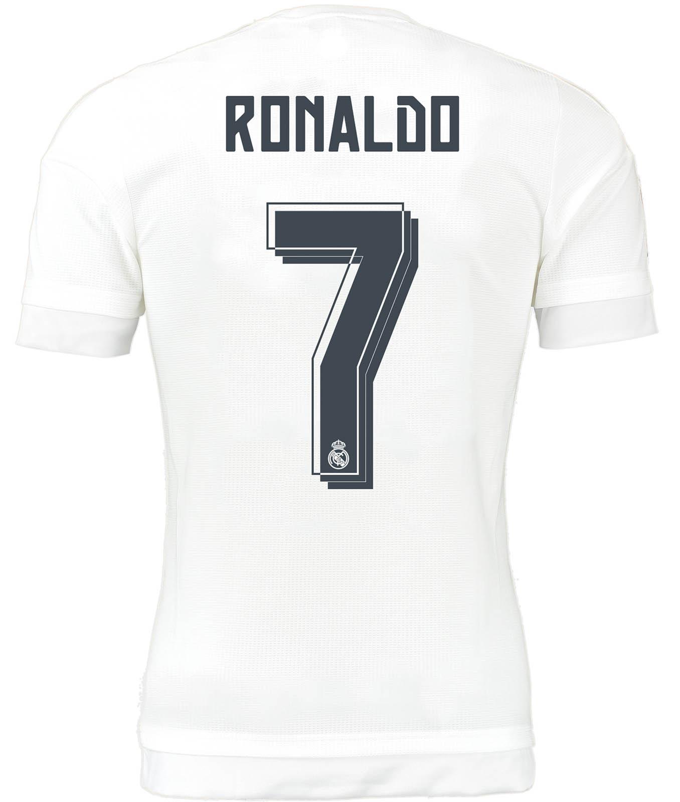 Real Madrid 15 16 Vector Font Kornfootballfonts